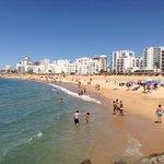 Quarteira Beach ��