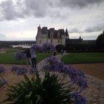 Vista del Castillo de Amboise