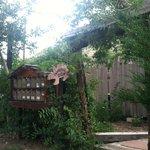 Foto de Cliff House Lodge and Hot Tub Cottages