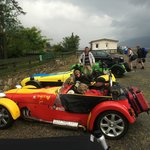Carclub friendly carpark