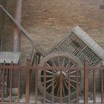 Antiguo carro chino