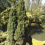 vue de terrasse privative