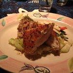 Ono with Kalua Pork Fried Rice