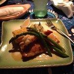 Mahi Mahi with Lobster
