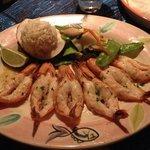 Vanilla Shrimp
