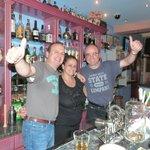 Kostas, Jackie & Nikos