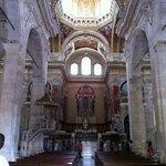 Interno della Cattedrale di Cagliari