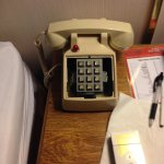 Phone in my room!
