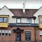 Barrachnie Inn Side Entrance