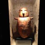 Etrusc urn of the deceased