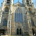 Front view of the Minster