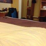 huge bed!!!