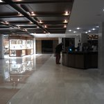 Reception and jewelry shop