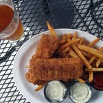cod platter