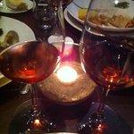 um bom vinho!