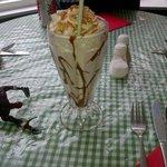 Delicious milkshakes!