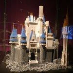 lego castle exhibit