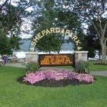 Shepard Park (a short walk from the B&B)