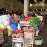 Il mercato locale