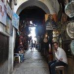 otro aspecto de La Medina