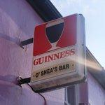 O'Sheas Bar - Nice Spot