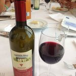 Ottima varietà nel menù e il loro vino è eccellente