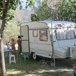 En el Camping Órgiva
