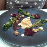 Broccoli and Goats Cheese