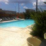 lekker zwembad