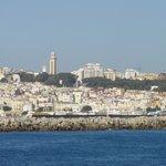 LLegando a Tanger
