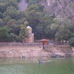 Matka, Andreas monastery