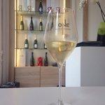 R&L Legras @ One bar champagne