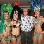 Brazilian danceshow