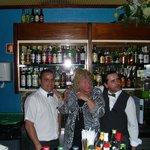 Diter and Tiago bartenders