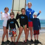 Goofy Foot Surf School - August 2014