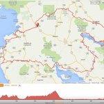 4 days - 605 km - +10.000 height meters