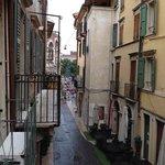 la vue de la residence giulietta e romeo