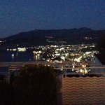 Evening View of Sorrento from Aminta