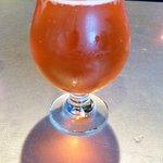 The MOST DELISH Strawberry Blonde Ale!