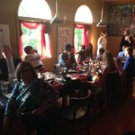 Family Dining(party of 25)