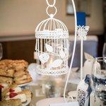 Afternoon tea wedding breakfast
