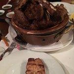 Saudade desta carne