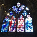 Stained Glasses Created by Chagall