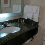 Handy over sink night light