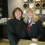 Fantastic Concierge Lounge staff!