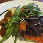 Salmon delicious!!