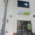 Subway Sandwich Shop, Serra Way, Milpitas, Ca