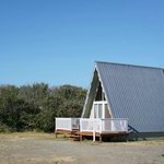 Secluded A-frame