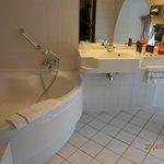 salle de bain Ch 302