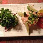 NIce Crab Salad